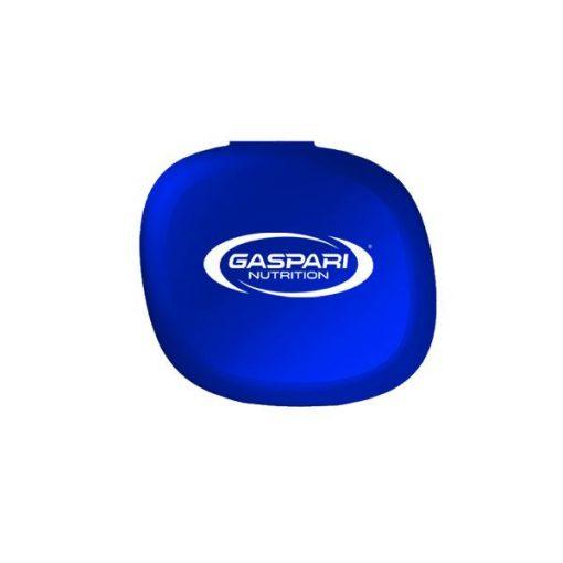 Saspari Nutrition Pillbox Blue