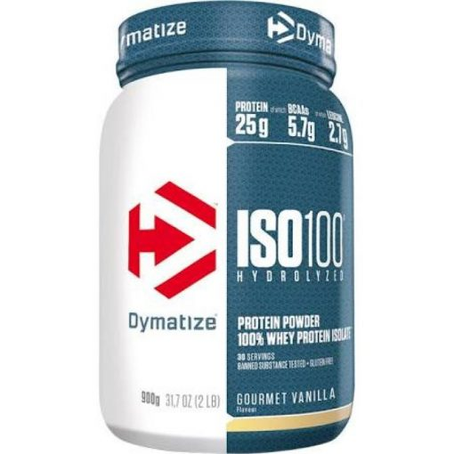 Dymatize ISO 100 New Version 900g