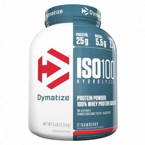 Dymatize Iso 100 NEW VERSION 2200g
