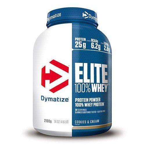 Dymatize Elite Whey NEW Version 2100g
