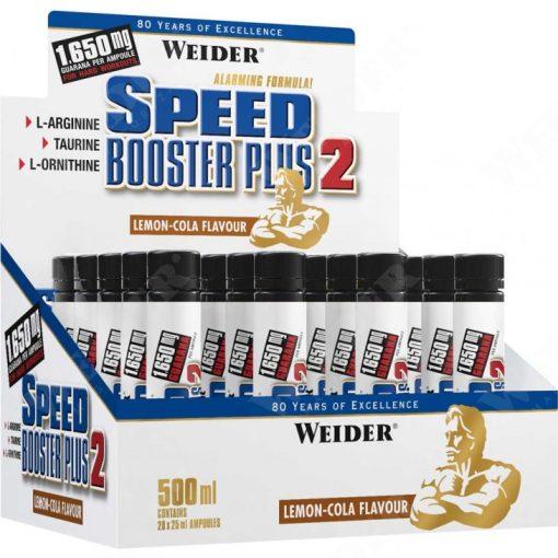 Weider Speed Booster Plus2 25ml