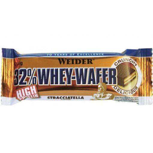 Weider 32% Whey-Wafer Bar 35g