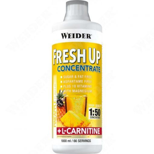Weider Fresh Up + L-Carnitine Extra 1l