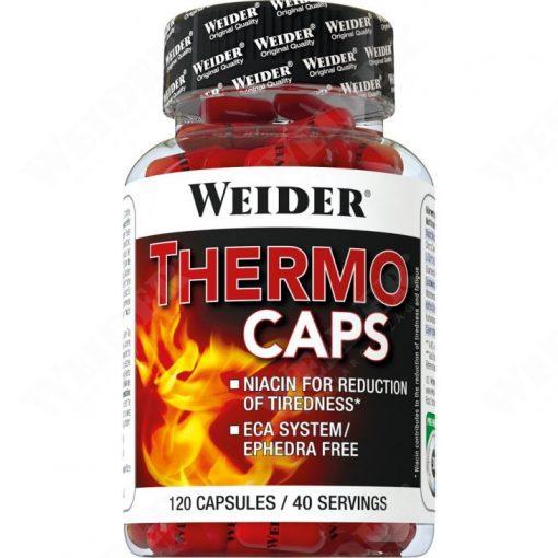 Weider Thermo Caps 120 Kapszula