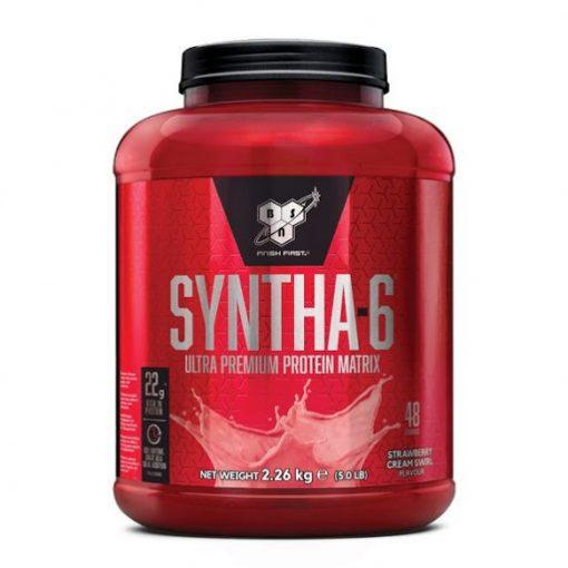 BSN Syntha-6 2260g Strawberry Cream