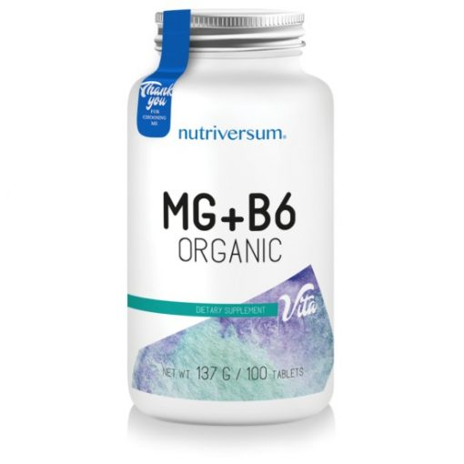 Nutriversum Vita Mg+B6 100 tablets