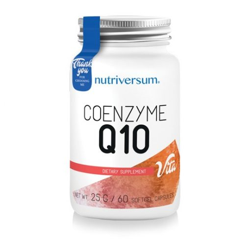 Nutriversum Vita Coenzyme Q10 60 caps