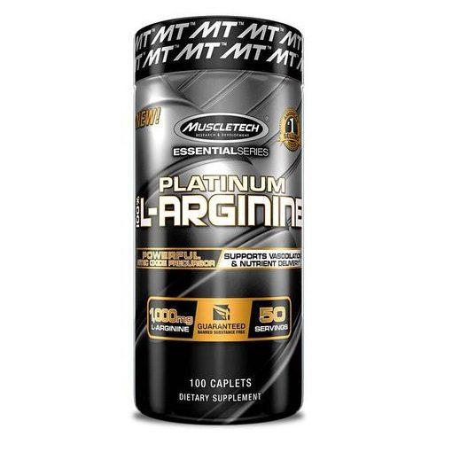 MuscleTech Platinum 100% L-Arginine