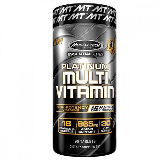 MuscleTech Platinum Multi-Vitamin