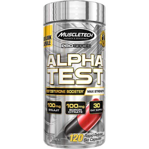 MuscleTech ProSeries Alpha-Test