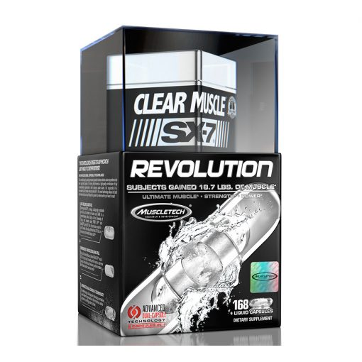 Muscle Tech SX-7 Revolution