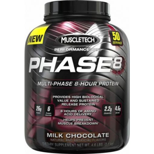 Muscle Tech Phase 8 2000g