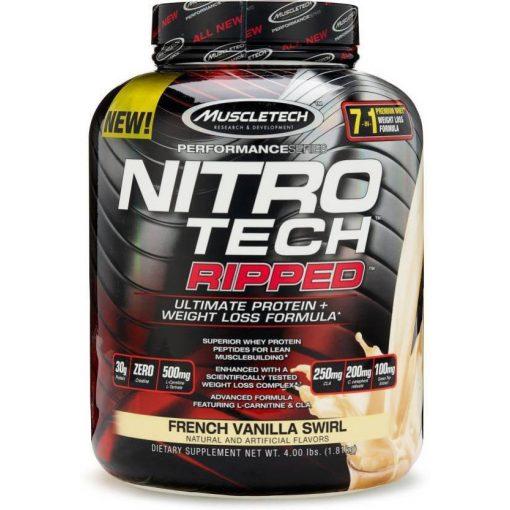 Muscle Tech Nitro Tech Ripped 1800g