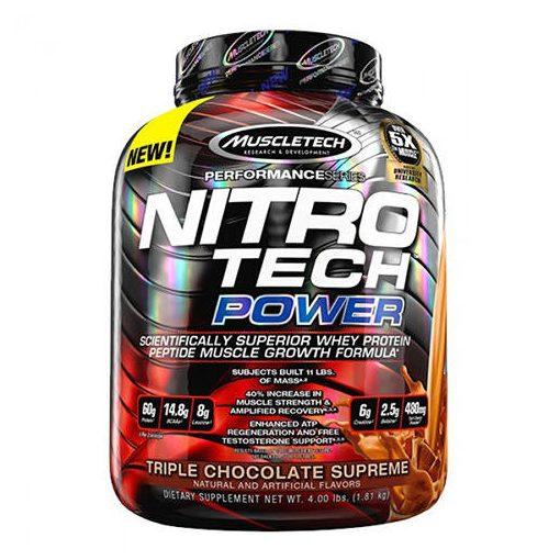 Muscle Tech Nitro Tech Power 1800g