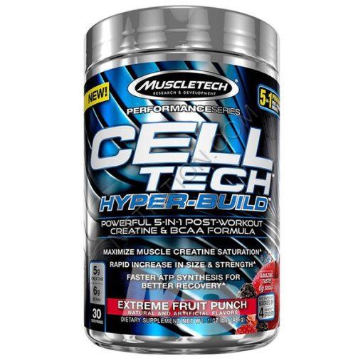 Muscle Tech Cell Tech HYPER-BUILD 480g