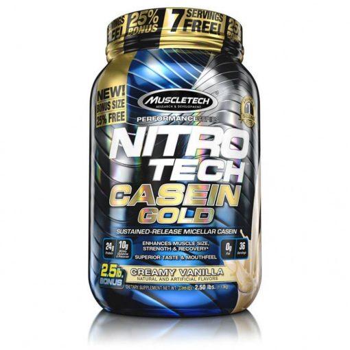 Muscle Tech Nitro Tech Casein Gold