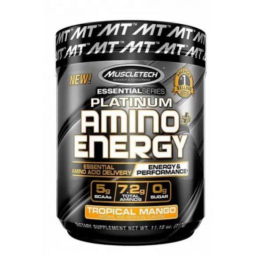 MuscleTech Platinum Amino+Energy