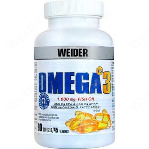 Weider Omega 3  90 Kapszula