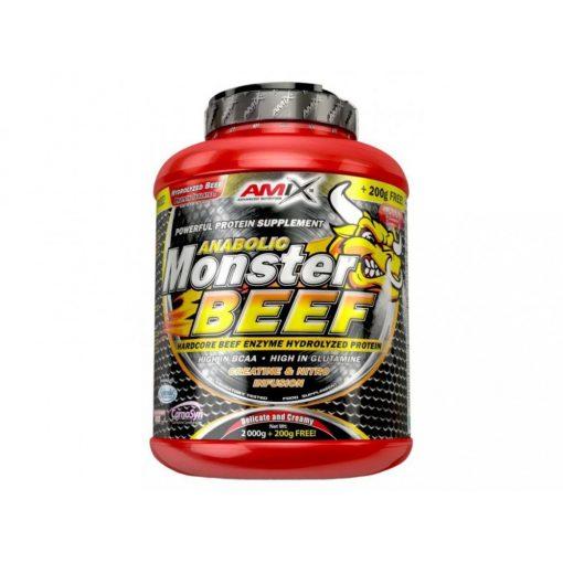AMIX Monster Beef 1000g Strawberry-Banan